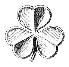 free shamrock clipart public domain holiday stpatrick clip art 9