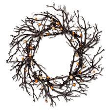 twig wreath 20 best wreaths popsugar