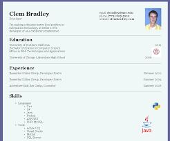 Asp Net Resume Sample Resume Complete Resume Examples