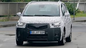 nissan qashqai ground clearance 2017 opel meriva prototype has a generous ground clearance