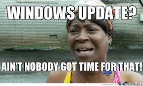 Meme Update - windows update by k3939 meme center
