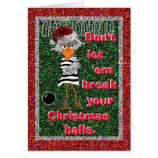 funny prison christmas cards u0026 invitations zazzle co uk