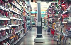 lo scaffale tally il robot si accorge quando lo scaffale 礙 vuoto