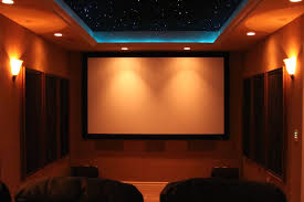 home theater ceiling lights with wall sconces and some ideas of 7