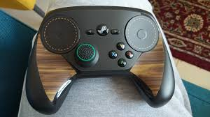 a place to share mods of the steam controller wooden gaming system decal extra simple mods