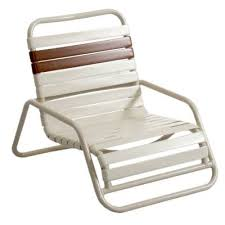 Poolside Chair Vinyl Strap Patio Furniture Strap Furniture National Outdoor