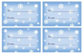 6 best images of large gift tags printable templates christmas