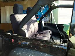 jeep wrangler backseat looking for a different third row seat option jeep wrangler forum