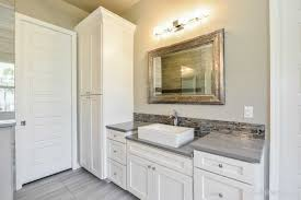 bathroom vanity with tall cabinet ideas on bathroom cabinet