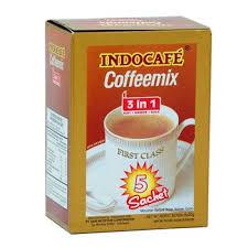 Coffee Mix indocafe coffeemix 3 in 1 coffee 100 gram 3 52 oz 5
