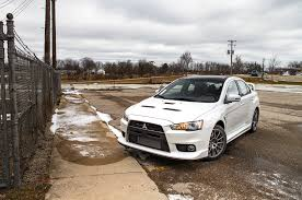 lancer mitsubishi 2015 2015 mitsubishi lancer evolution final edition first drive review
