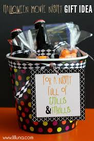 Movie Themed Gift Basket How To Make An Epic Halloween Boo Basket Plus Printables