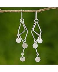 thailand earrings don t miss this bargain sterling silver dangle earrings wind