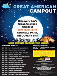 discovery bay campout june 27 28 delta sun times daily news update
