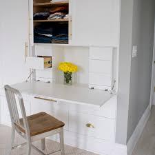 hidden office desk creative ways to hide a small home office renoguide