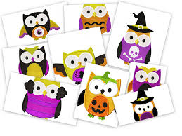 spooky halloween owls pack 18 embroidery designs 2 99 applique
