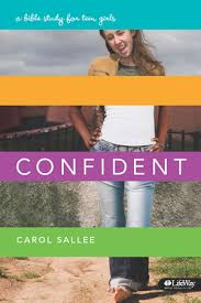 confident a bible study for member book carol sallee