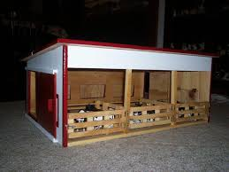 for sale wooden toy barns and buildings