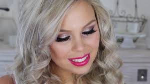 cocktail party makeup youtube