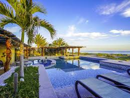 Vacation Home Rental With Private Pool House Of Dreams Panama Beachfront With Private Pool Golf Course Homeaway La Paz
