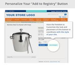 universal wedding registry myregistry ecommerce gift registry features for your store