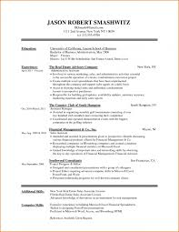 cover letter resume format template for word template for resume
