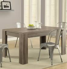 ivy bronx bleecker wood dining table u0026 reviews wayfair