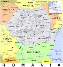 map world ro romania rou ro country map atlas