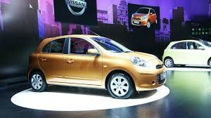 all new 2011 nissan micra global car revealed in geneva