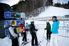 dana freeman travels learning to ski without fear at sugarbush