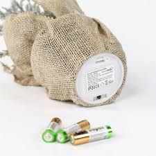 remove lights from pre lit tree lit battery christmas tree with hessian sack warm white leds
