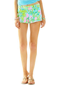 lilly pulitzer 3 inch walsh short from sandestin golf and beach