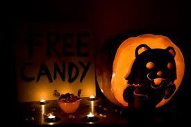 halloweenwallpaper trick or treat free candy halloween wallpaper
