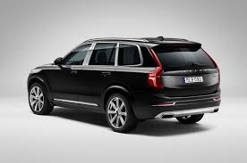 volvo cars usa volvo xc90 excellence starts at 105 895 motor trend