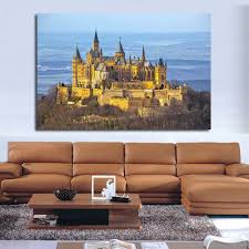 qcart hohenzollern castle in germany wall pictures for living room