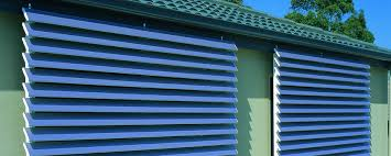 Aluminium Louvre Awnings Metal Louvre Awnings Luxaflex