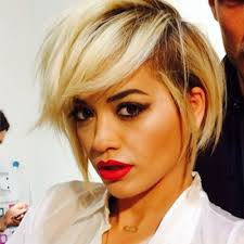 Edgy Hairstyles Women by 21 Creative Rita Ora Hairstyles U2013 Ptcome Com