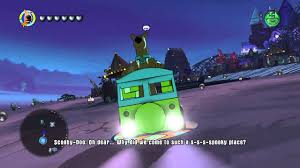 scooby doo monster truck video lego dimensions shaggy and scooby doo youtube