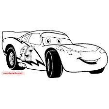 lightning mcqueen coloring pages download print free