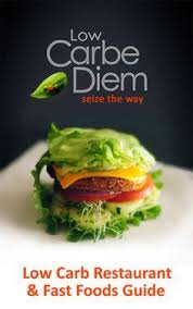 free download dine out low carb list restaurant fast food 25