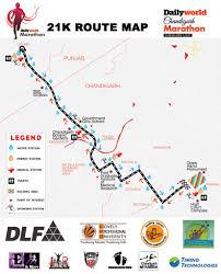 Route Maps by Route Maps U2013 Dailyworld Marathon