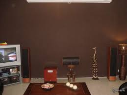 peinture chocolat chambre peinture chocolat