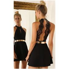 graduation dresses black graduation dresses for 8th grade halter neck homecoming