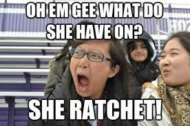 She Ratchet Meme - image 772263 ratchet know your meme