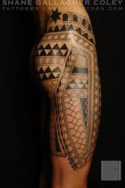 maori gallery leg