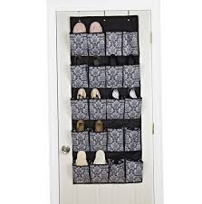 Over The Door Bathroom Organizer by Best Collections Of Clear Over The Door Shoe Organizer All Can