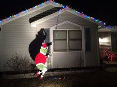 grinch stealing christmas lights diy grinch search winter ho ho