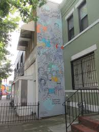 new murals headed for neighborhood as part of district walls new park view mural on georgia avenue between lamont and kenyon