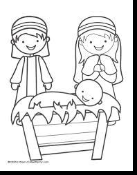 28 nativity colouring sheets printable christmas