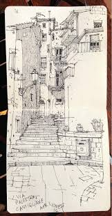 ian mcque on landscape sketch sketches and art journaling